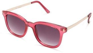 A.J. Morgan Standard 88361 Wayfarer Sunglasses $24 thestylecure.com