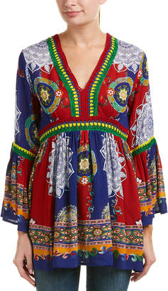 Raga Fiesta De Playa Shift Dress