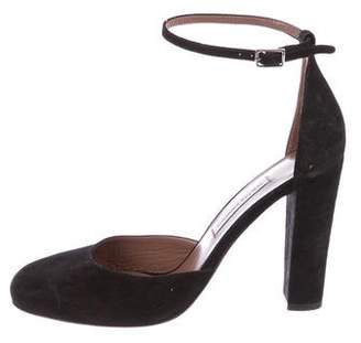 Tabitha Simmons Petra Ankle Strap Pumps
