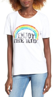 Women's O'Neill Enjoy The Ride Graphic Tee $28 thestylecure.com