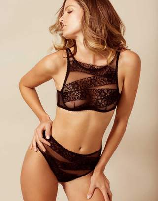 Agent Provocateur Angelica Bra Black
