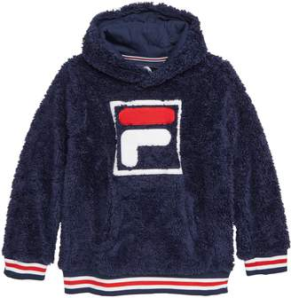 Fila Fleece Logo Hoodie