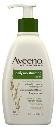 Aveeno® Daily Moisturizing Lotion- 12 Fl Oz $5.99 thestylecure.com