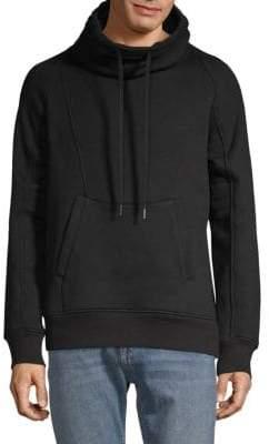 Helmut Lang Cowlneck Long-Sleeve Sweatshirt