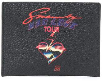 Givenchy Mad Love Tour cardholder