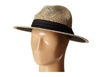 San Diego Hat Company SGM502 Seagrass Panama Fedora w/ Cloth Band
