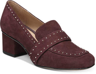 Franco Sarto Lance Block-Heel Pumps Women's Shoes