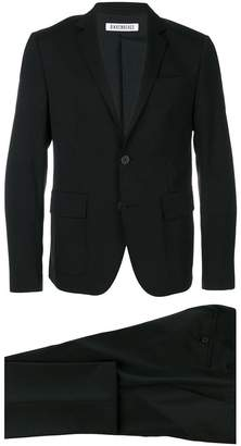 Dirk Bikkembergs classic two-piece suit