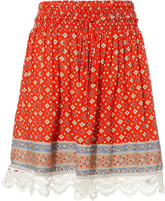 Nightcap Clothing Samba Mini Skirt