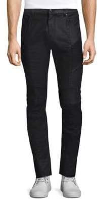 Pierre Balmain Coated Jeans