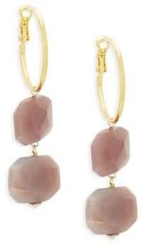 Panacea Agate Drop Earrings