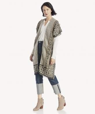 Sole Society Aztec Fringe Kimono