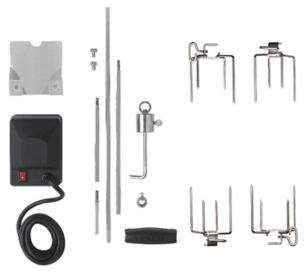 Napoleon Heavy Duty Rotisserie Kit for Medium Grills