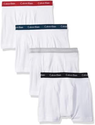 Calvin Klein Underwear Calvin Klein Men's Underwear 4 Pack Cotton Classics Boxer Briefs