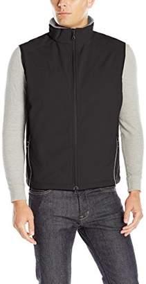 Clique Men's Softshell Full-Zip Vest