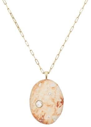 Cvc Stones Women's Flame Necklace