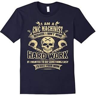 CNC Costume National I AM A Machinist Shirt! Tshirt