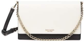Kate Spade Cameron Leather Convertible Crossbody Bag