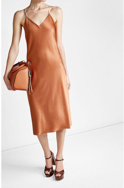 DKNYDKNY Satin Slip Dress