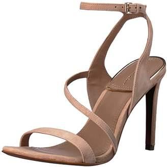BCBGMAXAZRIA Women's Amilia Dress Sandal Heeled