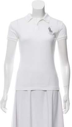 Ralph Lauren Black Label Polo Short Sleeve Top