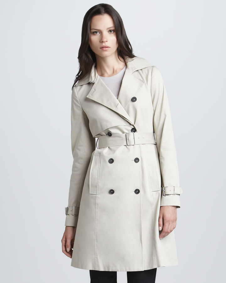 Theory Belted Trenchcoat