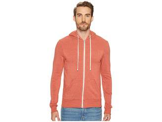 Alternative Rocky Zip Hoodie Men's Sweatshirt