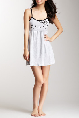 Hello Kitty Chemise Tank $22 thestylecure.com
