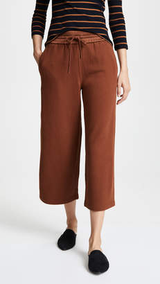 Vince Cropped Culottes