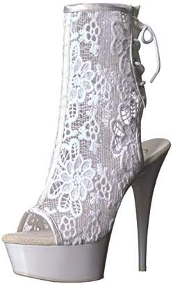 Pleaser USA Women's DELIGHT-1018ML Ankle Boot