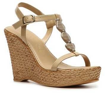 Italian Shoemakers Milan Wedge Sandal