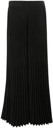MSGM Pleated Long Skirt