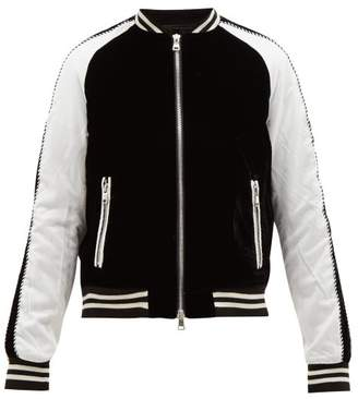 b3b2fb535 Varsity Jackets For Men Black And White - ShopStyle