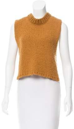 3.1 Phillip Lim Silk-Trimmed Wool & Cashmere Sweater