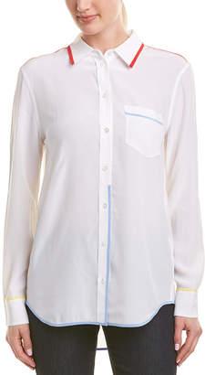 Equipment Reese Silk Buttondown Shirt