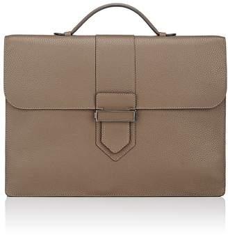 Delvaux Men's Flap-Front Briefcase