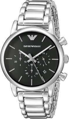 Emporio Armani Men's AR1853 Classic Analog Display Analog Quartz Watch