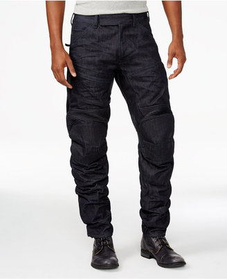 G-Star RAW Men's 5620 Motion 3D Slim-Tapered Fit Jeans $340 thestylecure.com