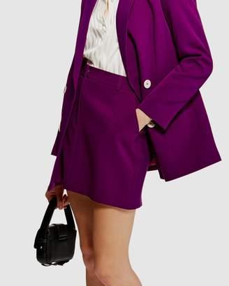 Topshop Suit Pelmet Skirt