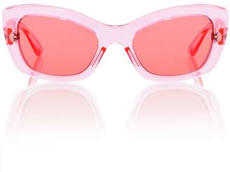 Prada Postcard cat-eye sunglasses