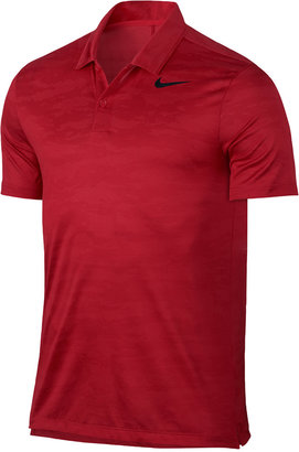 Nike Men's Icon Dri-fit Golf Polo $70 thestylecure.com
