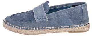 Vince Round-Toe Espadrille Flats
