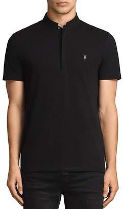 AllSaints Grail Slim Fit Polo