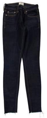 Simon Miller Mid-Rise Skinny Jeans