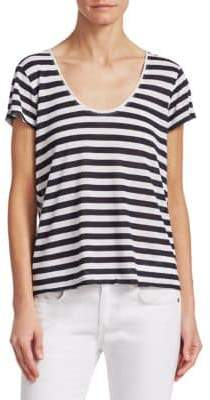 Rag & Bone Laila Striped Tee