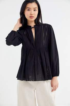 dac07723 Urban Outfitters Women's Longsleeve Tops - ShopStyle