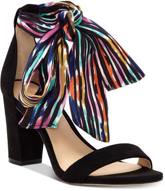 INC International Concepts Trina Turk x I.n.c. Kanata Two-Piece Sandals, Created for Macy's Women's Shoes