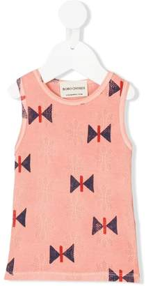 Bobo Choses sleeveless printed vest top