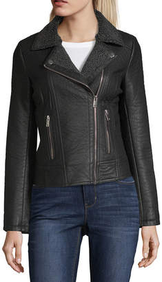 MARALYN AND ME Maralyn And Me Lightweight Motorcycle Jacket-Juniors
