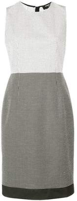 Paule Ka short dotted dress